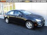 2016 Black Granite Metallic Chevrolet Cruze Limited LT #108972020