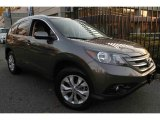 2014 Kona Coffee Metallic Honda CR-V EX-L AWD #109007556