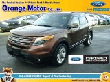 2012 Cinnamon Metallic Ford Explorer Limited 4WD #109007585