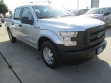 2015 Ingot Silver Metallic Ford F150 XL SuperCrew #109024575