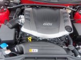 Hyundai Genesis Coupe Engines