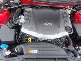 2016 Hyundai Genesis Coupe Engines
