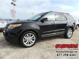 2014 Tuxedo Black Ford Explorer Limited #109040593