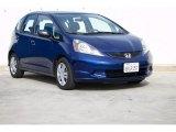 2011 Vortex Blue Pearl Honda Fit  #109040625