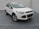 2016 White Platinum Metallic Ford Escape SE #109062306