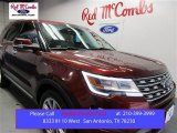 2016 Bronze Fire Metallic Ford Explorer Limited #109062127