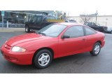 2003 Victory Red Chevrolet Cavalier Coupe #109062208