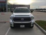 2014 Super White Toyota Tundra SR5 Crewmax #109062319