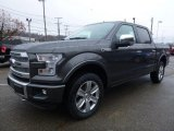 2016 Ford F150 Platinum SuperCrew 4x4 Data, Info and Specs