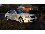 2004 Alabaster White Mercedes-Benz S 500 Sedan #109089849