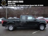 2016 Green Gem Ford F150 XL SuperCab 4x4 #109089556