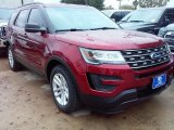 2016 Ruby Red Metallic Tri-Coat Ford Explorer FWD #109089520