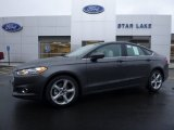 2016 Magnetic Metallic Ford Fusion S #109089810