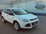 2016 Oxford White Ford Escape S #109089512