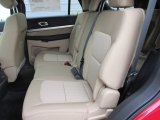 2016 Ford Explorer FWD Rear Seat