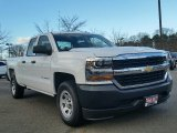 2016 Chevrolet Silverado 1500 WT Double Cab Data, Info and Specs
