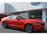 2016 Race Red Ford Mustang V6 Coupe #109113879