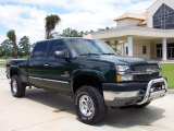 2003 Chevrolet Silverado 2500HD Crew Cab 4x4 Data, Info and Specs