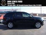 2016 Shadow Black Ford Explorer 4WD #109146979