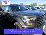 2016 Magnetic Ford F150 XLT SuperCrew #109146901