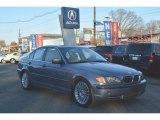 2003 Steel Blue Metallic BMW 3 Series 330i Sedan #109146884