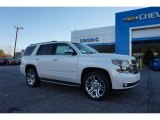 2016 Chevrolet Tahoe LTZ Data, Info and Specs