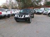 2013 Super Black Nissan Frontier SV V6 Crew Cab #109147262