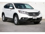 2013 White Diamond Pearl Honda CR-V EX #109147095