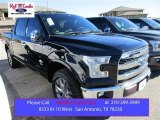 2016 Shadow Black Ford F150 King Ranch SuperCrew 4x4 #109146909