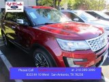 2016 Ruby Red Metallic Tri-Coat Ford Explorer Platinum 4WD #109146908