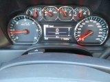 2016 Chevrolet Silverado 1500 LTZ Z71 Double Cab 4x4 Gauges
