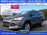 2014 Sterling Gray Ford Escape SE 2.0L EcoBoost 4WD #109146769
