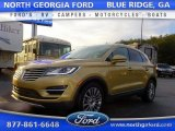 2015 Karat Gold Metallic Lincoln MKC FWD #109146762