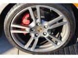 Porsche Boxster 2012 Wheels and Tires