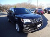 2016 Shadow Black Ford Explorer Limited 4WD #109205825