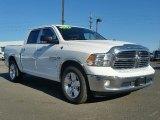 2014 Bright White Ram 1500 SLT Crew Cab 4x4 #109205740