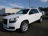 2016 Summit White GMC Acadia SLE AWD #109210866