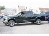 2016 Green Gem Ford F150 XLT SuperCrew 4x4 #109210854