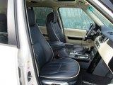 2010 Land Rover Range Rover Interiors