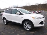 2016 White Platinum Metallic Ford Escape Titanium 4WD #109210838