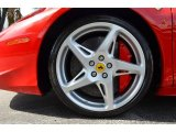 Ferrari 458 2010 Wheels and Tires