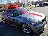 2011 Space Gray Metallic BMW 3 Series 335i Sedan #109210877