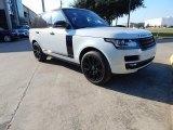 Yulong White Metallic Land Rover Range Rover in 2016