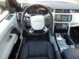 2016 Land Rover Range Rover HSE Ebony/Cirrus Interior