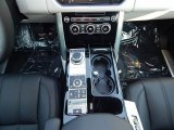 2016 Land Rover Range Rover HSE Controls