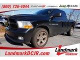 2012 Black Dodge Ram 1500 ST Quad Cab #109231743