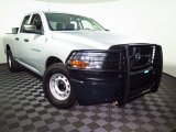 2012 Bright Silver Metallic Dodge Ram 1500 ST Quad Cab 4x4 #109231927