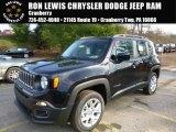 2016 Black Jeep Renegade Latitude 4x4 #109231665