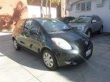 2007 Toyota Yaris 3 Door Liftback