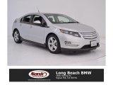 2013 Silver Ice Metallic Chevrolet Volt  #109231885